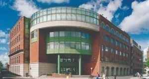 DIT Aungier Street: 2.54 acre  campus could i accommodate offices, residential, hotel and retail