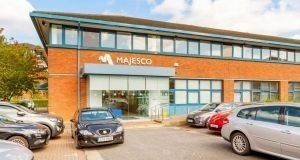 5A Sandyford Business Park is let to Majesco on a full repairing and insuring lease until October 2024
