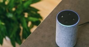 New figures show 9.6 per cent of households here have bought a smart speaker
