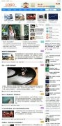 LeiWin蓝色科技博客phpcms模板