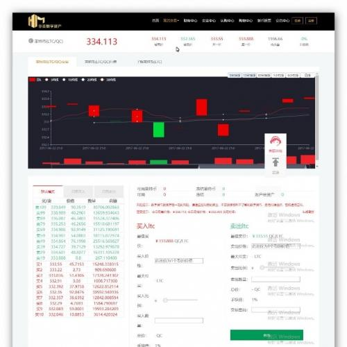 新版聚币网源码,数字资产交易平台源码,比特币交易平台源码【包搭建】